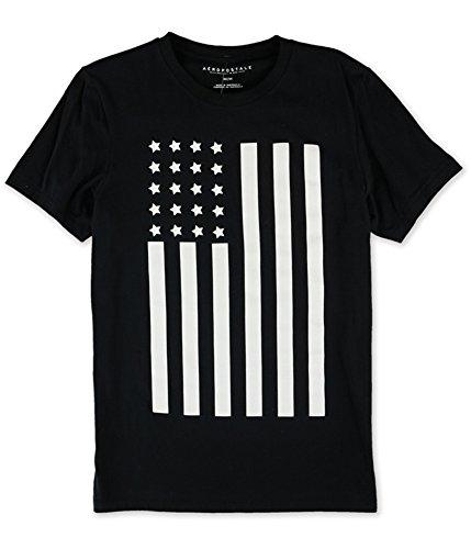 Aeropostale Mens American Graphic T Shirt
