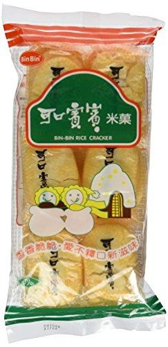 - Bin-Bin Rice Crackers 3.73 oz.