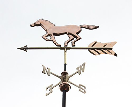 Accentua Olympia Cupola with Horse Weathervane by Accentua (Image #2)