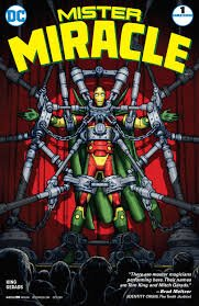 Mister Miracle #1 (of 12)