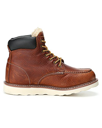 Boots Rugged Gear - MARRON, 44
