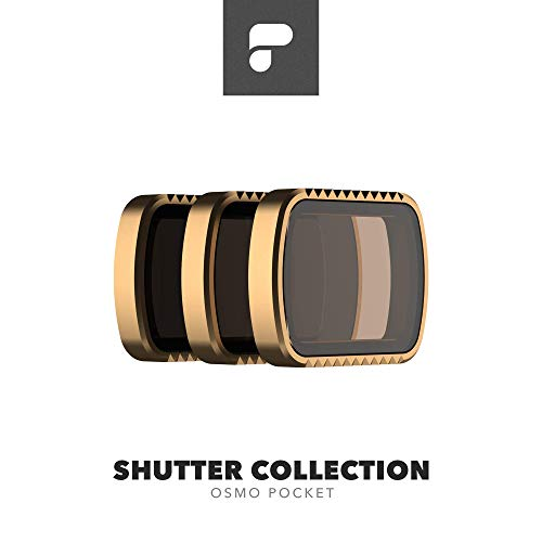 PolarPro Cinema Series Filter 3-Pack - Shutter Collection for DJI Osmo - Shutter Collection