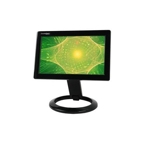 "DoubleSight Smart 7"" USB Flat-Panel LCD Monitor Black Ds-70u"