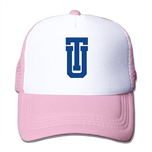 ACMIRAN University Of Tulsa Logo Funny Hat One Size Pink (Zombie Football Costume)