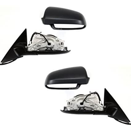 Amazon com: Mirror for AUDI A3 06-08 RH AND LH Power Heated Manual