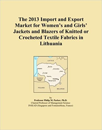 The 2013 Import and Export Market for Women's and Girls' Jackets and Blazers of Knitted or Crocheted Textile Fabrics in Lithuania