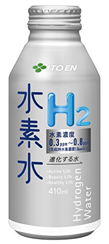 Ito En evolving water hydrogen water (bottle cans) 410mlX24 this by Ito En
