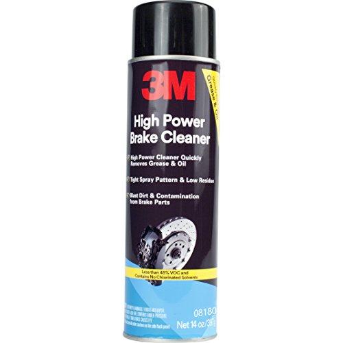 3M 08180 High Power Brake Cleaner - 14 oz.