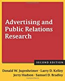 img - for Advertising and Public Relations Research book / textbook / text book