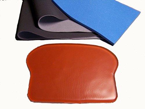 Pro Comfort Seat Pad (Kno Place Upholstery Co. mppk Medium Pro Pad Motorcycle Seat Gel Pad Installation Kit)