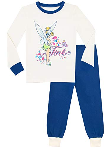 Disney Girls' Tinkerbell Pajamas Size 8 Multicolored ()