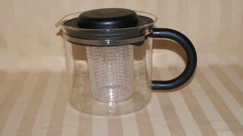 Bodum 4 Cup Tea Infuser Bistro Nouveau - Bodum Teacups