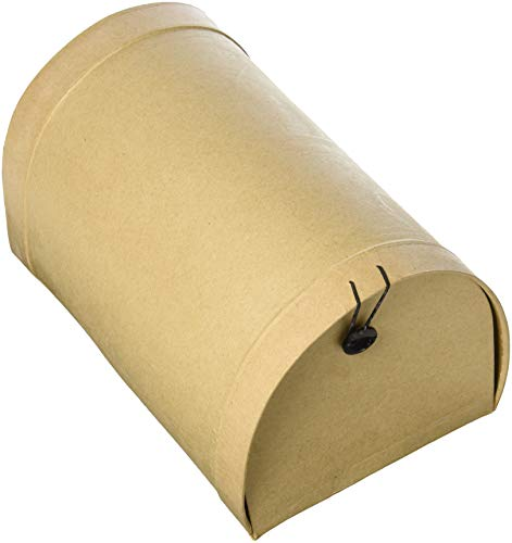 Craft Ped Paper CPL1004420S Mache Mail Box Small -