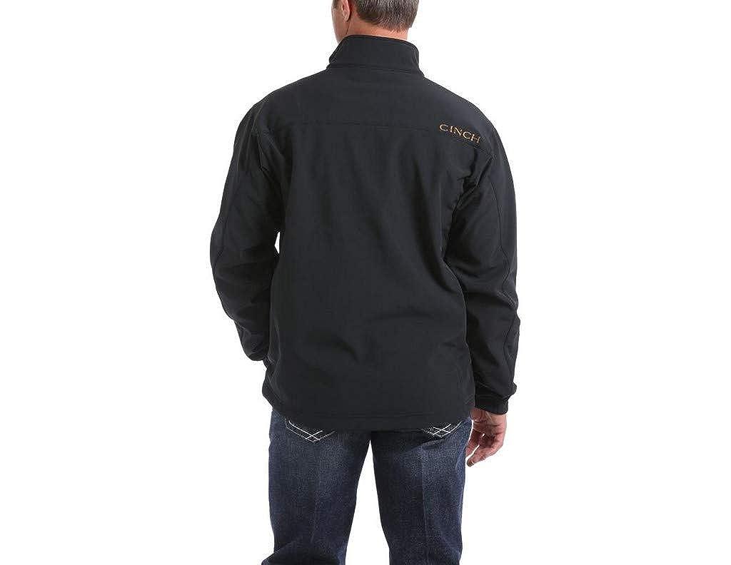 Mwj1503001 Cinch Mens Solid Bonded Concealed Carry Jacket