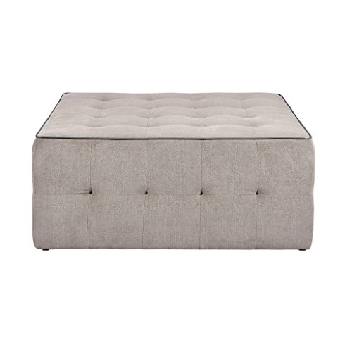 Madison Park FPF18-0181 Zeus Oversized Cocktail Ottoman