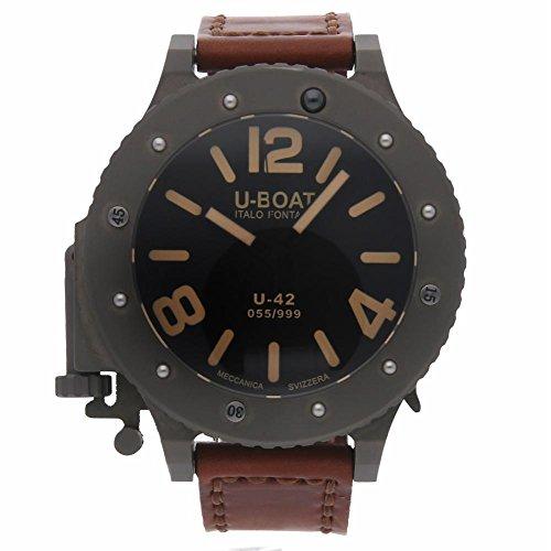 U-Boat U-42 Automatic-self-Wind Male Watch 6157 (Certified Pre-Owned)