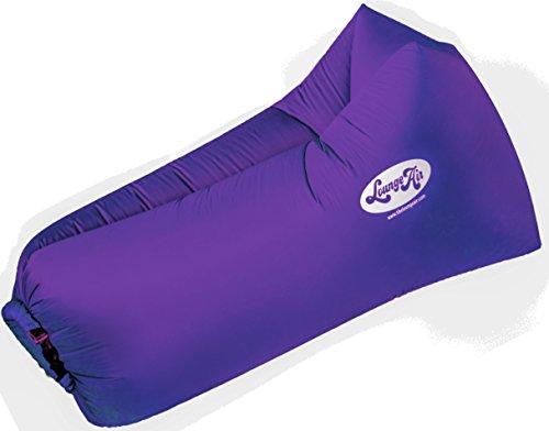 LoungeAir Inflatable Mattress Convenient Alternative