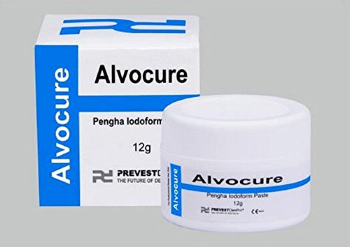 - Dental Dry Socket Paste - Alvocure Jar Pack