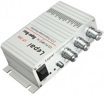 Bheema 200W 12V Mini Hallo -Fi- Stereo-Verstärker