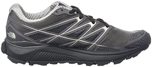 North Running dark Gris Face Endurance foil Grey The Litewave Gull Femme Grey 1xUnxRw