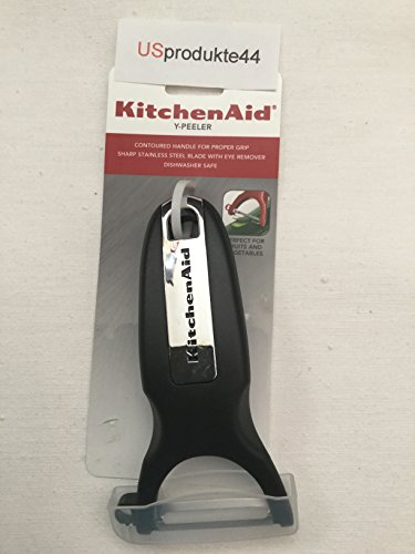 KitchenAid Swivel Y Peeler Black