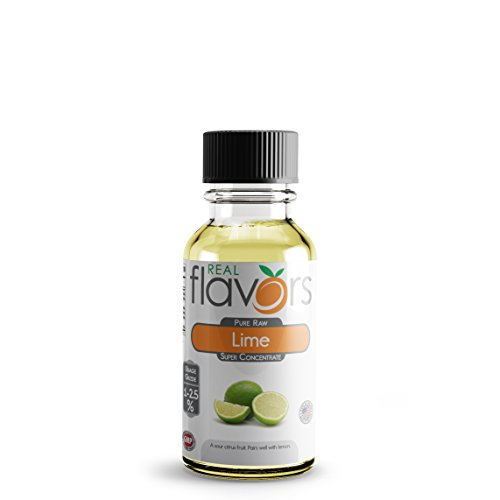 Lime - Real Flavors Super Concentrate (1OZ)