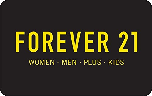 Amazon.com: Forever 21 Gift Cards Configuration Asin - E-mail ...