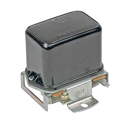 Amazon.com: NEW VOLTAGE REGULATOR FITS 12V LONG TRACTOR ... on