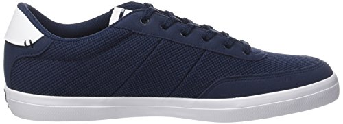 Lacoste Court-Master 118 1 Cam, Sneaker Uomo Blu (Nvy/Wht)