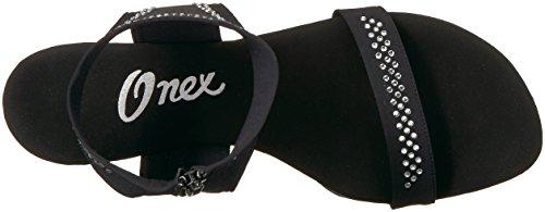 Sandal O Heeled NEX Women's Dancer Black Onex 6xxvXqwz