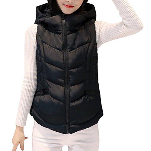 そのようなアルミニウム有彩色のZhuhaitf 暖かく保つ Winter Comfortable Down Jacket Vest Korean Style of the Clip Short Style Hood Slim Fit for Women