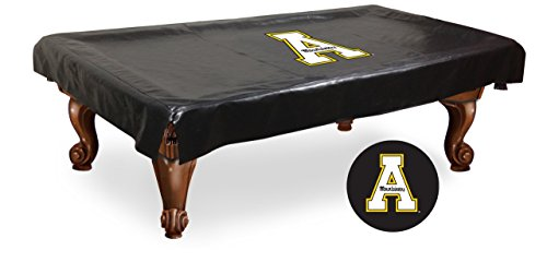 Appalachian State Mountaineers Billiard Table Cover-9 by HBS