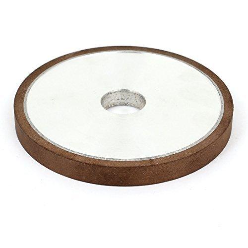 4-inch x 0.4-inch 100x10mm Plain Resin Diamond Grinding Wheel 240 Grit DealMux DLM-B00VGDZZ1O