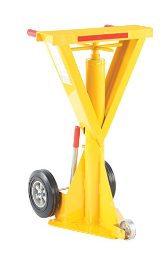 VESTIL-SP-TOP-BEAM-100-Trailer-Jack-Lifting-Capacity-One-Handle-Spin-Lift-50000-lb