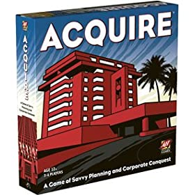 Acquire the board game. Click to buy from Amazon.com