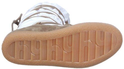 Boots Beige Beige 69020 fashion GmbH Weiß 102522 Women's shoe Högl Smoke 2 a0Fxqwgz