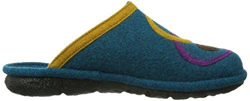 Romika Mikado 70 - Zapatillas de estar por casa Blau 500