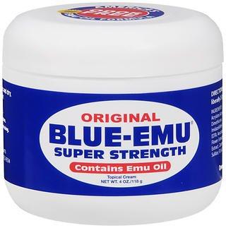 Blue-Emu Original Super Strength Pain Relieving Cream - 4 oz, Pack of 2