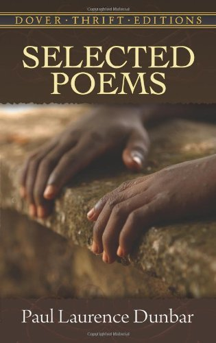 Books : Selected Poems (Dover Thrift Editions) 1st (first) Edition by Paul Laurence Dunbar published by Dover Publications (1997)