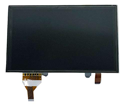 (Tanin Auto Electronix Navigation LCD Screen & Digitizer Touchpad Assembly for 2010-2013 Lexus IS250, IS350 & is-F)