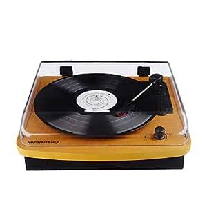 Amazon.com: Reproducción de grabación, giratoria de vinilo ...