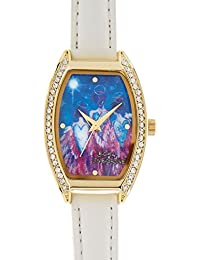 Womens The Hark Angels Watch One Size White/blue multi