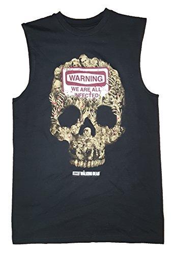 AMC The Walking Dead Sleeveless Muscle Shirt -