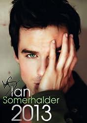 Ian Somerhalder 2013 Calendar