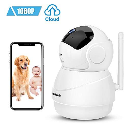 1080P Home Wireless Camera, WiFi Camera Haichendz HD IP Indoor Security Surveillance System Pan/Tilt...