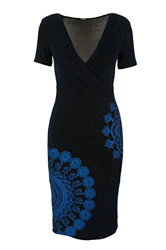 Mujer Desigual Vestidos Mujer Desigual Mujer Azul Azul Desigual Azul Vestidos Desigual Vestidos Vestidos Mujer Azul Desigual RqRHSax