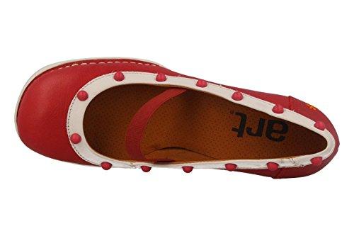 Chaussures Memphis de Rouge ART Carmin zqZnE