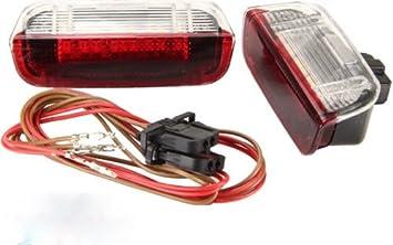 Phil Trade 7410 - Luz LED de emergencia para puertas: Amazon.es: Coche y moto