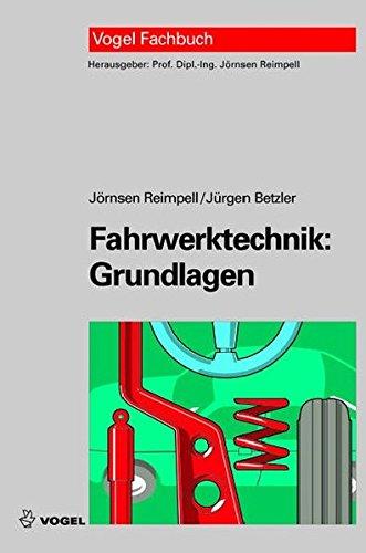 Fahrwerktechnik: Grundlagen
