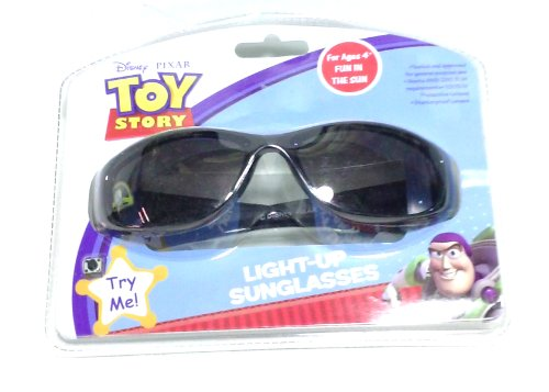 Disney Pixar Toy Story Light - Up - Sunglasses And Stories Other